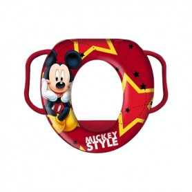 Reductor WC captusit cu manere Mickey Style Star ST56994 Initiala