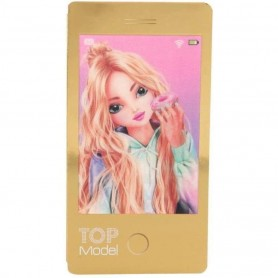 Carnetel in forme de telefon mobil Top Model Depesche PT10487 Candy