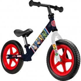 Bicicleta fara pedale 12 Avengers Seven SV9943 Initiala