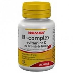 B COMPLEX+VIT.C 30TB WALMARK