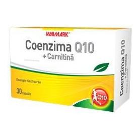 COENZIMA Q10   CARNITINA 30TB + OMEGAPRIM 10TB(CADOU)