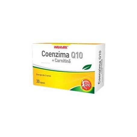COENZIMA Q10 CARNITINA 30TB + OMEGAPRIM 10TB(CADOU) WALMARK