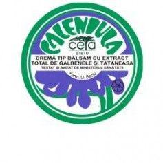 UNGUENTE GALBENELE+TATANEASA 40GR CETA