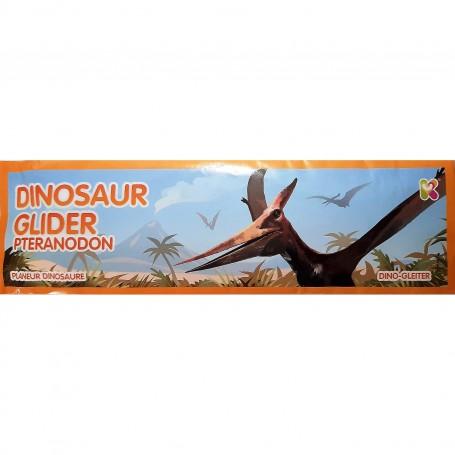 Jucarie Planor Dinozaur, lungime 24 cm Keycraft KCGL07DN Pteranodon