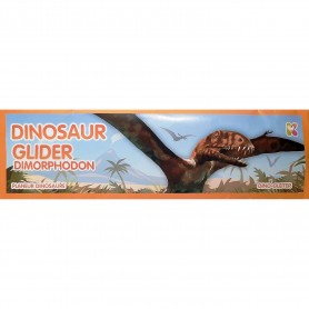 Jucarie Planor Dinozaur, lungime 24 cm Keycraft KCGL07DN Dimorphodon