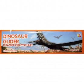 Jucarie Planor Dinozaur, lungime 24 cm Keycraft KCGL07DN Rhamphorhynchus