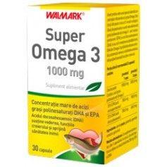 SUPER OMEGA 3 30CPS WALMARK