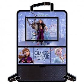 Organizator auto si carucior cu suport de tableta Frozen Disney CZ10273 Initiala