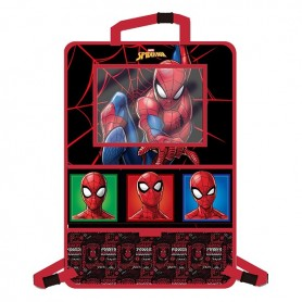 Organizator auto si carucior cu suport de tableta Spiderman Disney CZ10274 Initiala