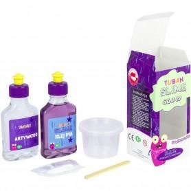 Slime Set DIY – Fosforescent Tuban TU3144 Initiala