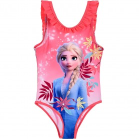 Costum baie Frozen SunCity ET1875 Roz Inchis