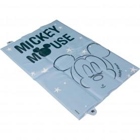 Saltea de infasat pliabila Mickey Disney CZ10345 Albastru