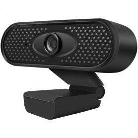 Camera Web 1080P, USB 2.0, FullHD In One IO0025 Negru