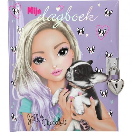 Top Model Jurnal Jill and Chocolate Depesche PT10950 Mov