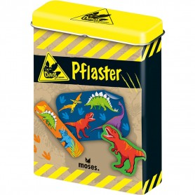 Plasturi Dinozauri Moses MS40109 Initiala