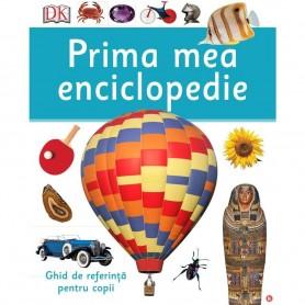 Prima mea enciclopedie Editura Kreativ EK5073 Initiala