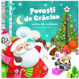 Povesti de Craciun pentru toti prichindeii Editura Kreativ EK5830 Initiala
