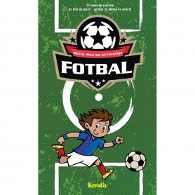 Setul meu de activitati - Fotbal Editura Kreativ EK5835 Initiala