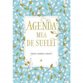 Agenda mea de suflet Editura Kreativ EK5962 Initiala