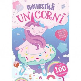Fantasticii Unicorni Editura Kreativ EK5996 Initiala