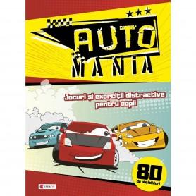 Auto Mania Editura Kreativ EK8602 Initiala