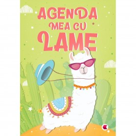 Agenda mea cu Lame Editura Kreativ EK6010 Initiala