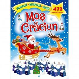 Mos Craciun Editura Kreativ EK3888 Initiala
