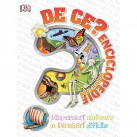 Enciclopedie pentru copii De Ce Editura Kreativ EK3790 Initiala