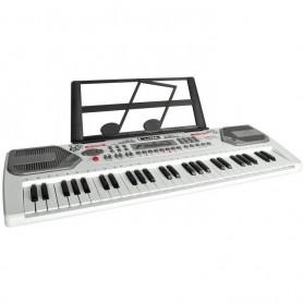 Orga electronica pentru copii, cu microfon si 54 clape Iso Trade MY17512 Initiala
