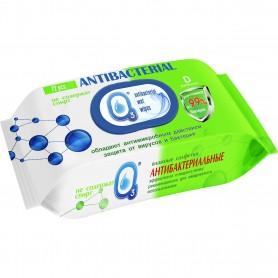Set 72 Servetele umede antibacteriene  O3 IV3224 Initiala
