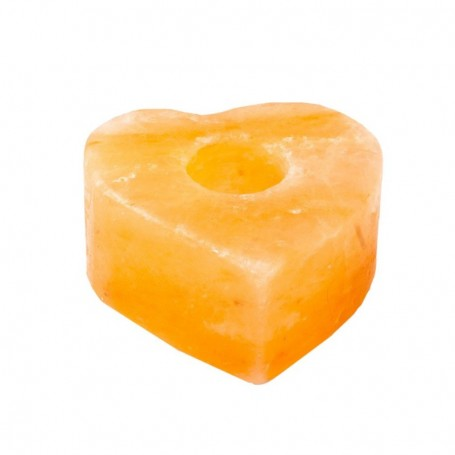 Candela din Cristale de Sare, Inima Monte Salt Crystal