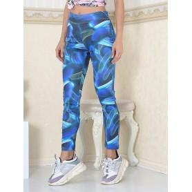 Colanti Dama Fitness Multicolor, Marimea XL