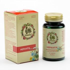 Hepavita, 70 capsule Leacul