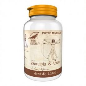 Garcinia si Crom, 60 cps