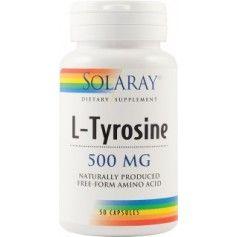 L-Tyrosine Secom 500 mg - 50 capsule