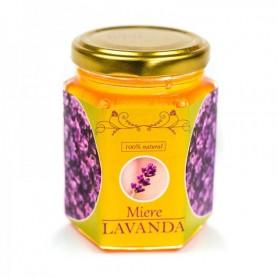 Miere de Lavanda Prisaca Transilvania - 250 g