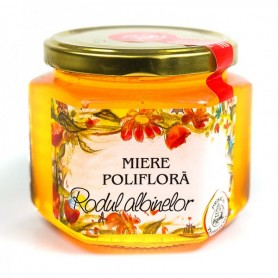 Miere Poliflora 500g Prisaca