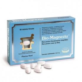 Bio-Magneziu, 60 tablete Pharma Nord