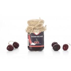 Dulceata de Cirese Negre fara Zahar, 300g Sweeteria