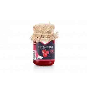 Dulceata de Coacaze Rosii cu Indulcitor Natural, 300g Sweeteria