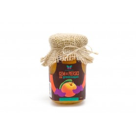 Gem de Piersici fara Zahar, 300g Sweeteria