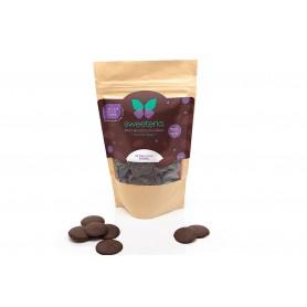 Banuti de Ciocolata Amaruie 70% cacao, 250g Sweeteria