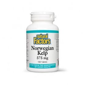 Kelp Norvegian, 575Mg 180 tablete Provita