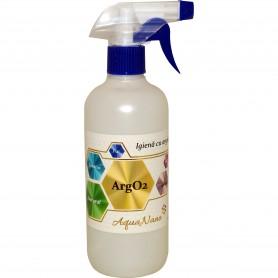 Solutie Antibacteriana cu Argint si Oxigen Activ ArgO2, 400ML Aghoras