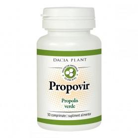 Propovir, Comprimate cu Propolis 30 capsule Dacia Plant