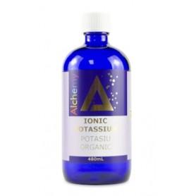 Potasiu Ionic Organic, 480ML Aghoras