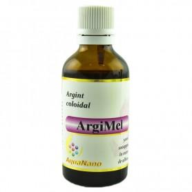 Argint Coloidal in Miere, ArgiMel 50ML Aghoras