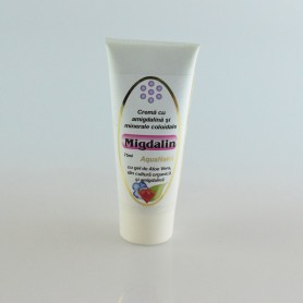 Crema cu Amigdalina, Migdalin, 75ML Aghoras