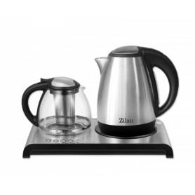 Set Fierbator Ceai + Cafea, Lux