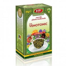 Ceai Venotonic Vrac, 50g Fares